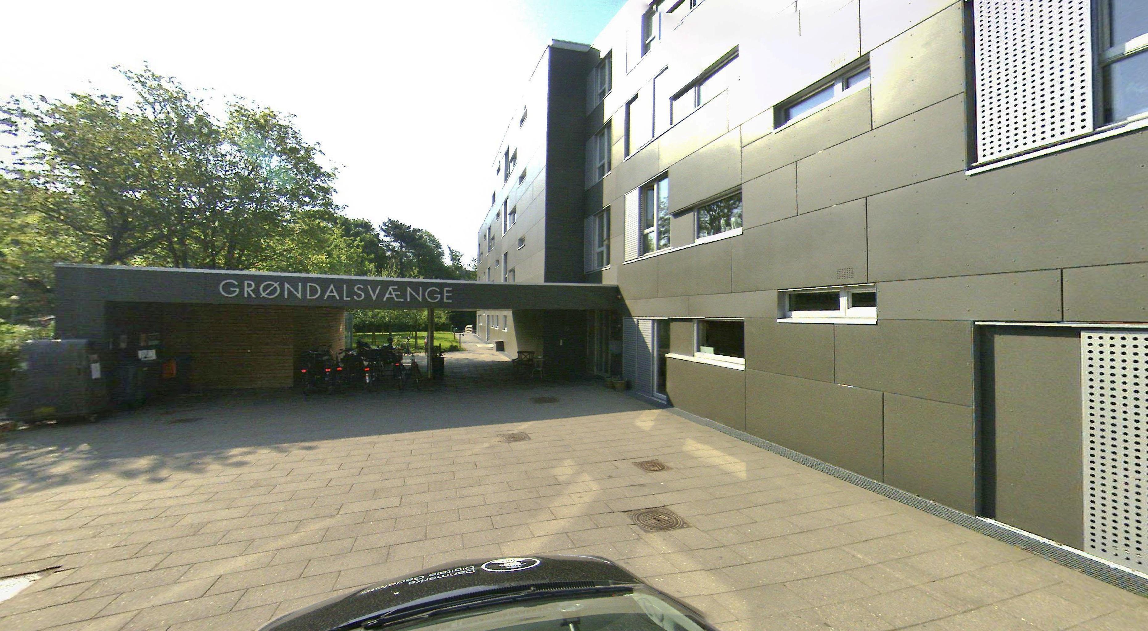Boligafdeling Grøndalsvænge plejeboliger: Boligtype-1