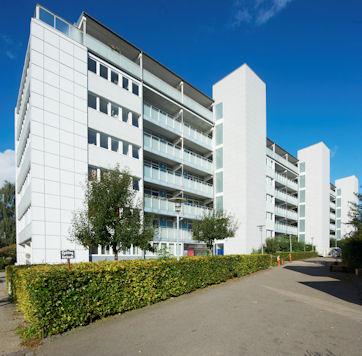 Boligafdeling 01-01, Bispebjerg Bakke (0758,042): Boligtype-1